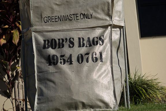 green waste removal in mackay
